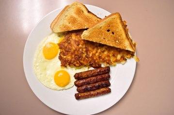 Sausage & Egg